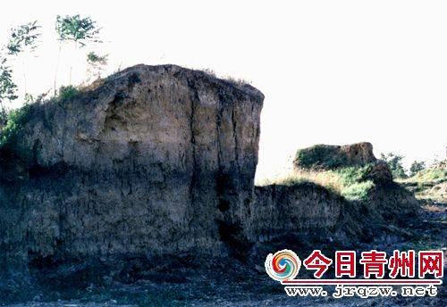 青州古城遗址略观