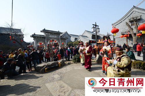 """古城青州:打造非遗保护传承""""县域样本"""""""