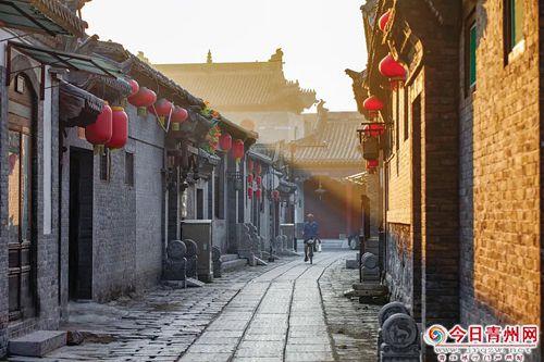 探访青州的老街旧巷